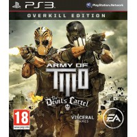Army of Two: The Devil's Cartel Overkill Edition (PS3)