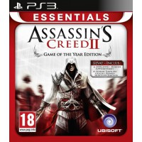 Assassins Creed 2 Game of Year (PS3) Русская версия