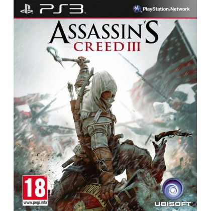 Assassin's Creed 3 (PS3) Русская версия