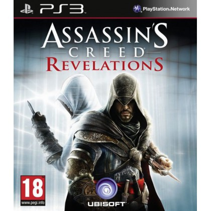 Assassin's Creed: Откровения (PS3) Русская версия