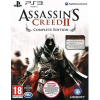 Assassins Creed 2 Complete Edition (PS3) Русская версия