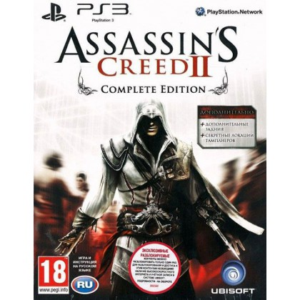 Assassin's Creed 2 Complete Edition (PS3) Русская версия