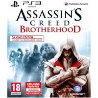 Assassins Creed: Братство Крови - Da Vinci Edition (PS3) Русская