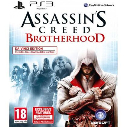 Assassin's Creed: Братство Крови - Da Vinci Edition (PS3) Русская версия