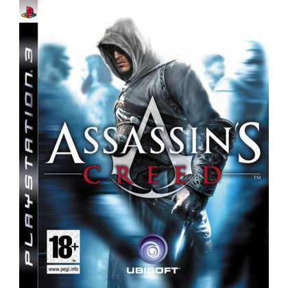 Assassin's Creed (PS3) Русская версия