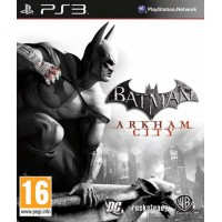 Batman: Аркхем Сити (PS3) Русские субтитры