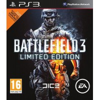 Battlefield 3 Limited Edition (PS3) Русская версия