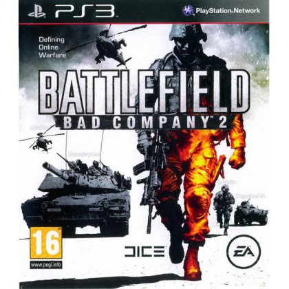 Battlefield: Bad Company 2 (PS3) Русская версия
