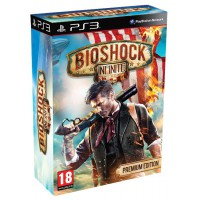 BioShock Infinite Premium Edition (PS3)