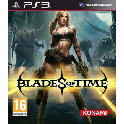 Blades of Time (PS3) Русская версия