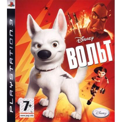 Вольт (PS3) Русская версия