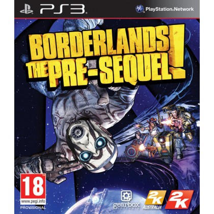 Borderlands: Pre-Sequel! (PS3)