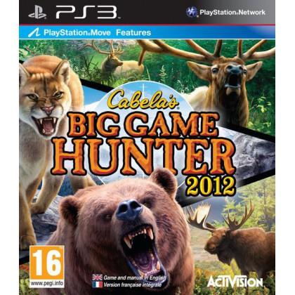 Cabela's Big Game Hunter 2012 (PS3)