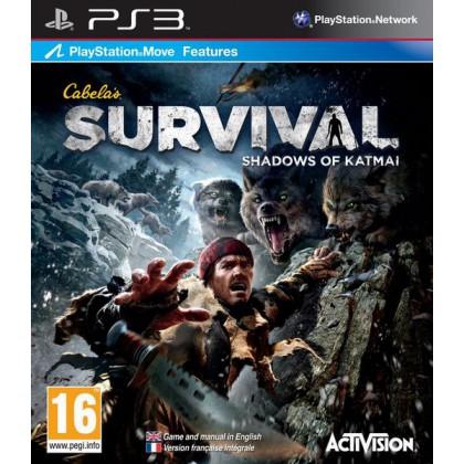 Cabela's Survival: Shadows of Katmai (PS3)