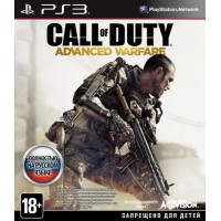 Call of Duty: Advanced Warfare (PS3) Русская версия