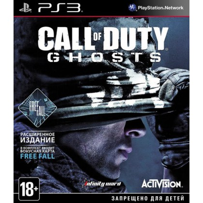 Call of Duty: Ghosts Free Fall Edition (PS3) Русская версия
