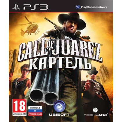 Call of Juarez: Картель (PS3) Русская версия