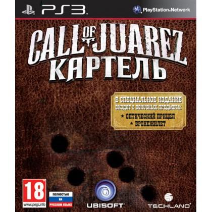 Call of Juarez: Картель Limited Edition (PS3) Русская версия