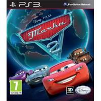 Тачки 2 (PS3) Русская версия