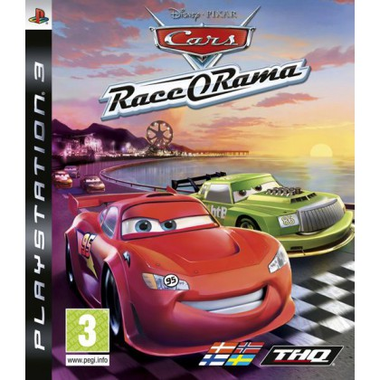 Тачки: Race-O-Rama (PS3)