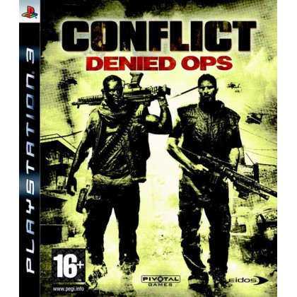 Conflict: Denied Ops (PS3)