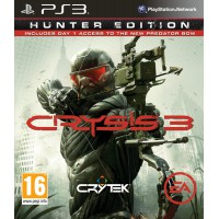 Crysis 3 Hunter Edition (PS3) Русская версия