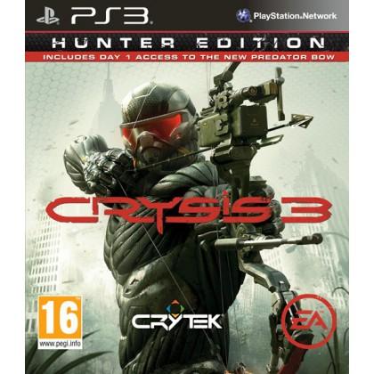 Crysis 3 Hunter Edition (PS3) Русская версия