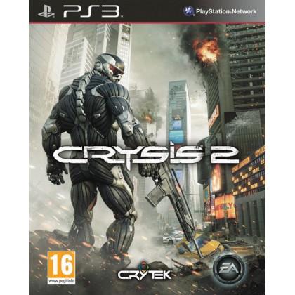 Crysis 2 (PS3) Русская версия
