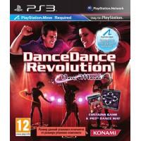 Dance Dance Revolution New Moves + Dance Mat (PS3)