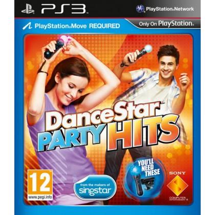 DanceStar Party Hits (PS3) Русская версия