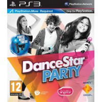 DanceStar Party (PS3) Русская версия