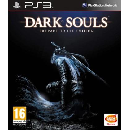 Dark Souls: Prepare to Die Edition (PS3)