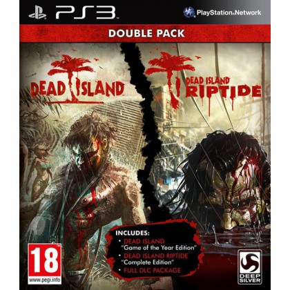 Dead Island Полное издание (PS3)