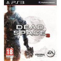 Dead Space 3 (PS3) Русские субтитры