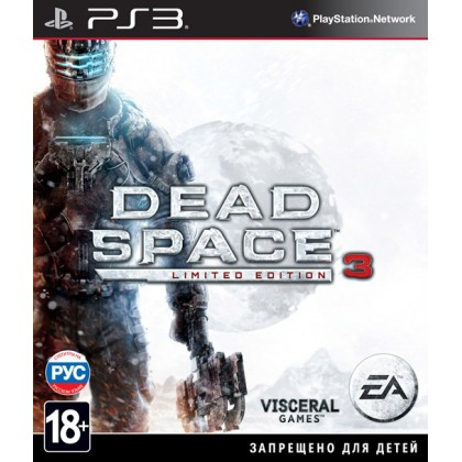 Dead Space 3 Limited Edition (PS3) Русские субтитры