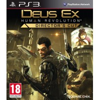 Deus Ex: Human Revolution Directors Cut (PS3)