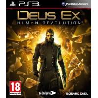 Deus Ex: Human Revolution (PS3) Русская версия