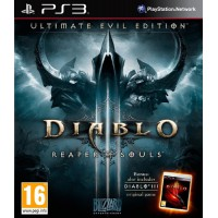 Diablo 3 Ultimate Evil Edition (PS3) Русская версия
