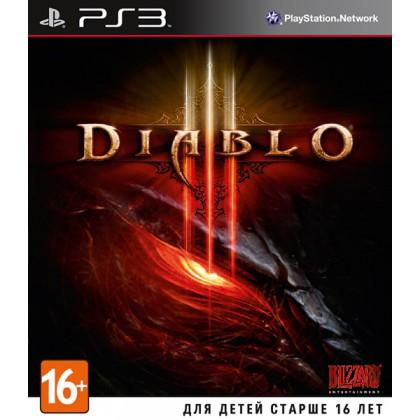 Diablo 3 (PS3) Русская версия