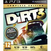 DiRT3: Полное издание (PS3)