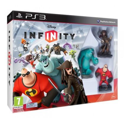 Disney Infinity Стартовый набор (PS3) Русская версия