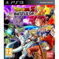 Dragon Ball Z: Battle of Z (PS3)