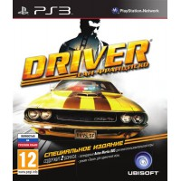 Driver: Сан-Франциско Special Edition (PS3) Русская версия