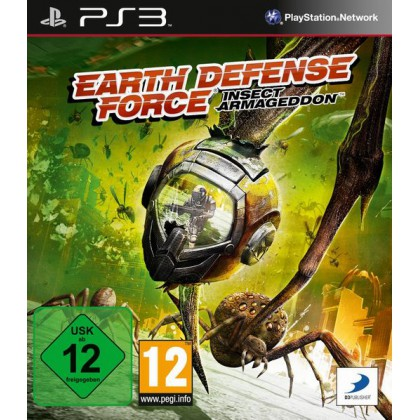 Earth Defense Force: Insect Armageddon (PS3)