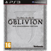 Elder Scrolls IV: Oblivion 5th Anniversary Edition (PS3)