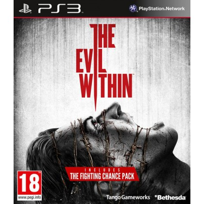 Evil Within (PS3) Русские субтитры