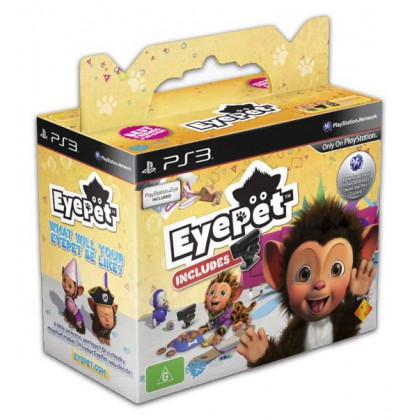 Комплект EyePet + камера (PS3) Русская версия