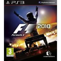 F1 2010 (PS3) Русская версия
