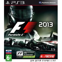 F1 2013 (PS3) Русская версия
