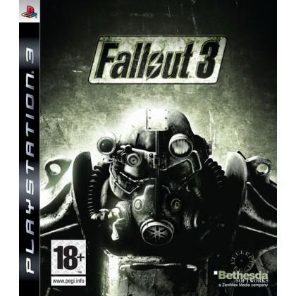 Fallout 3 (PS3) Русская версия